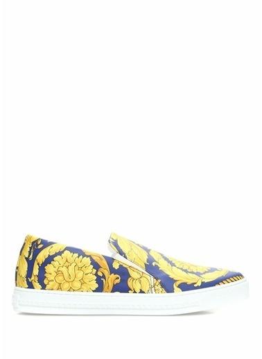 Versace Sneakers Lacivert